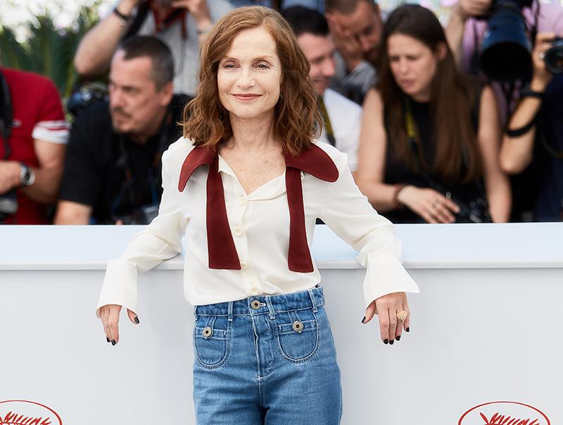 La mujer más elegante de Cannes tiene 64 años