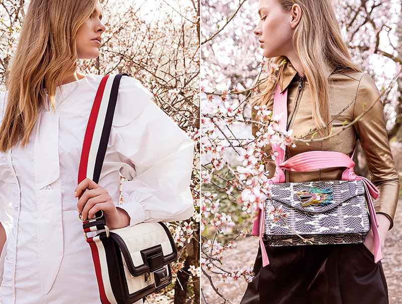 15 correas (intercambiables) para renovar el aspecto de tu bolso al instante