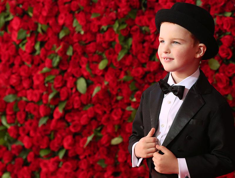El nuevo actor de moda en Hollywood es un niño 'youtuber' de 8 años