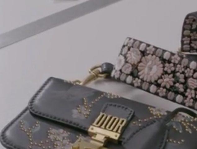Así se hace (a mano) un bolso de Dior