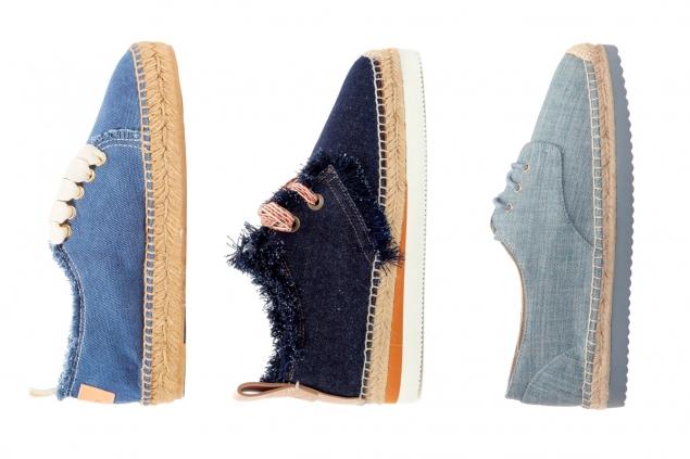 'Zapargatas': el calzado del verano es un híbrido de zapatilla y esparto
