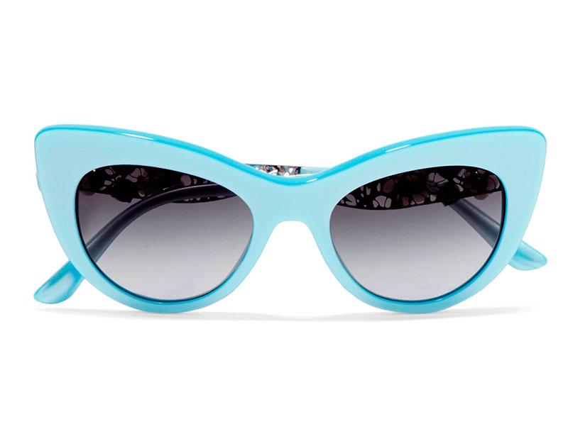Los diez tipos de gafas de sol que querrás llevar este verano