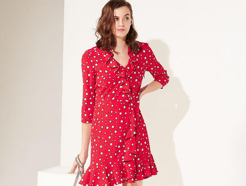 El vestido 'wrap' es la prenda del verano (y tenemos las pruebas)