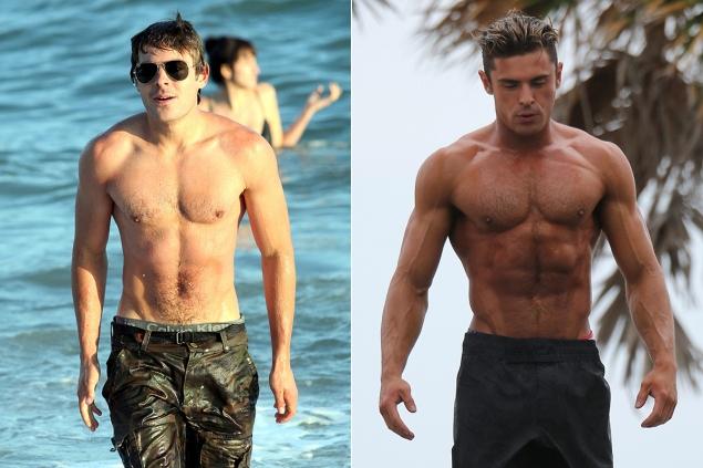 ¿Se ha vuelto loco Hollywood con la 'hipermusculación' de sus actores?