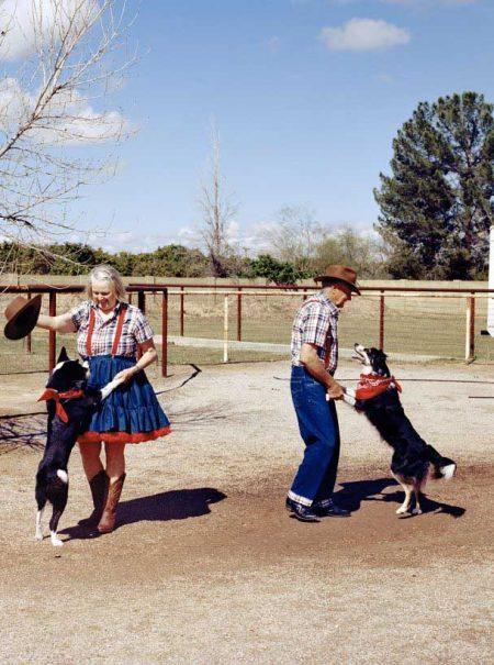Brujas, elfos y tango canino: la fotógrafa Bego Antón busca lo normal dentro de lo raro