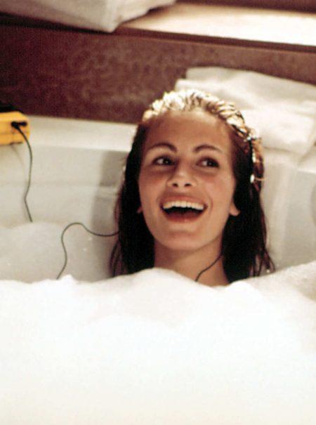 Darse un baño: la nueva obsesión de Instagram tiene beneficios para la salud
