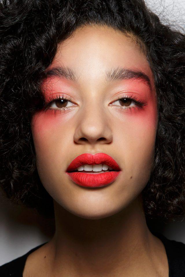 Ya sean rojos, fucsias o naranjas, tus labios este verano son mate