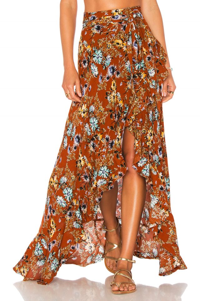 Para estrenar 07187 d5737 Alerta tendencia: la falda pareo es la prenda del verano ...