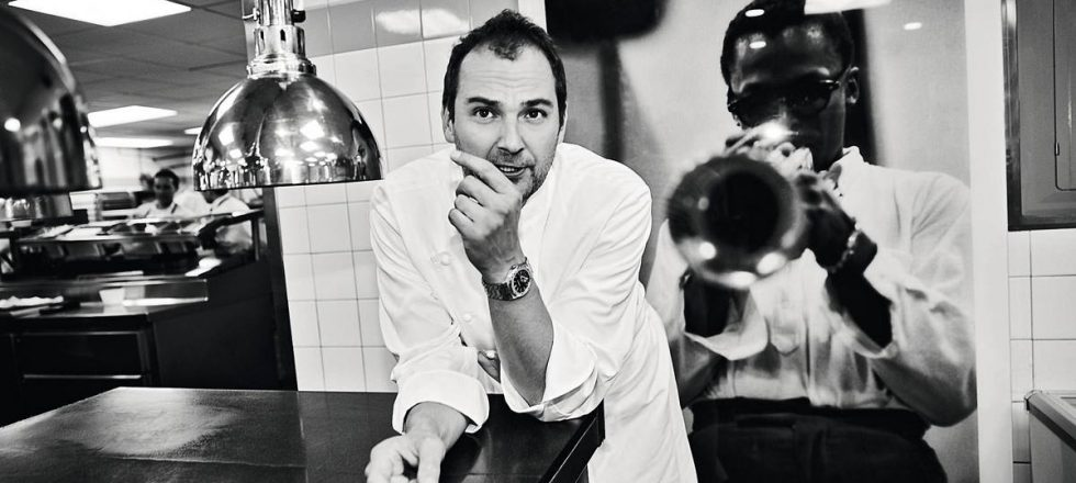 Entramos en la cocina de Daniel Humm, el mejor chef del mundo