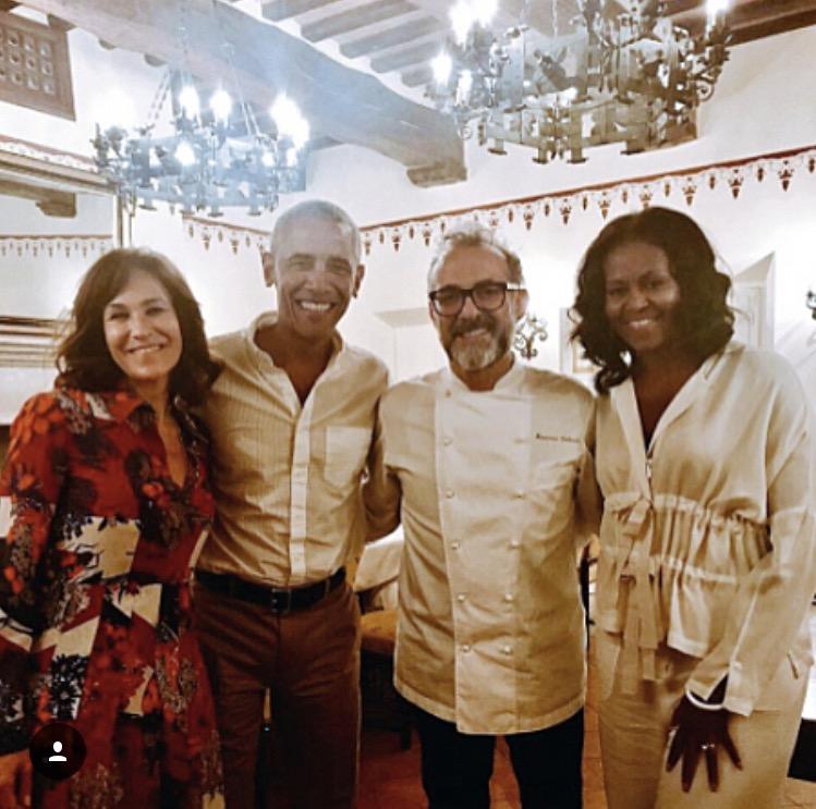 restaurantes Obama