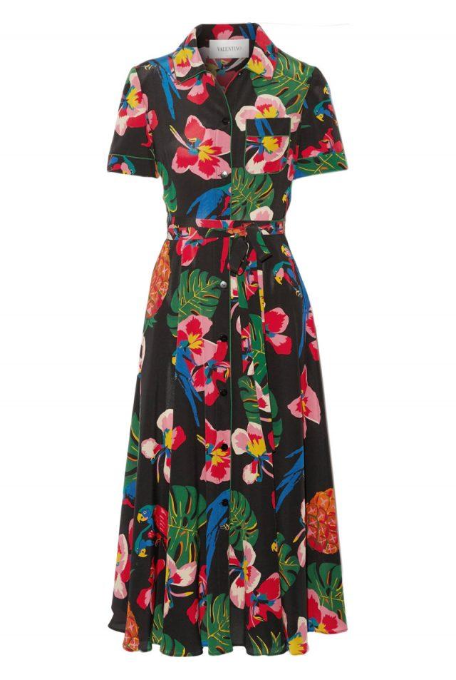 70d1914698 El vestido de flores