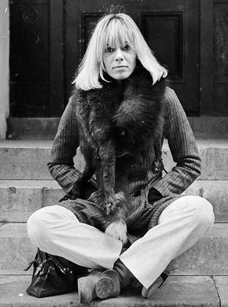 Adiós a Anita Pallenberg, Rolling Stone honoraria y valkiria del rock