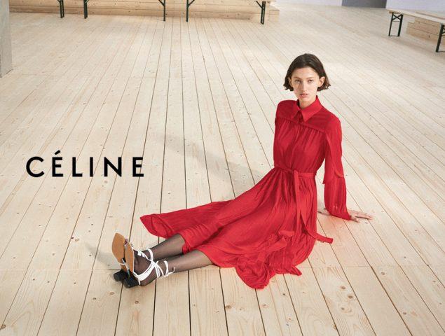 Por qué el Instagram de Céline tiene más sentido de lo que piensas