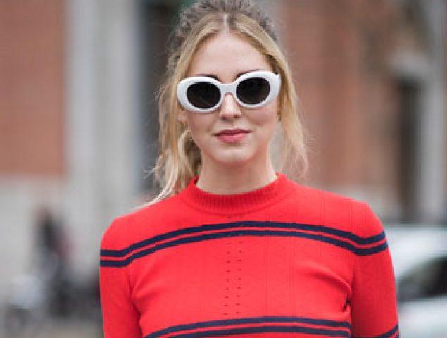 El único complemento que necesitas este verano son unas gafas blancas
