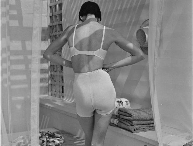 En el probador del futuro no hace falta desnudarse