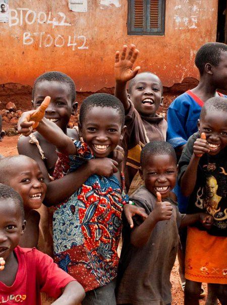 Hoy es un buen día para cambiar la vida de miles de niños africanos