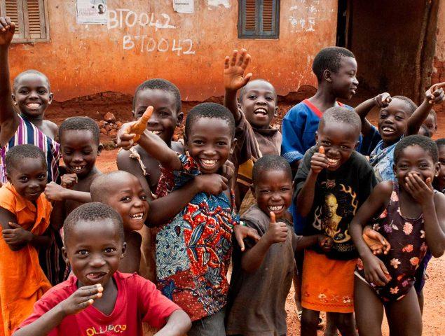 Resultado de imagen de Niños africanos