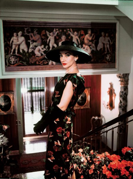 20 razones por las que Maria Callas fue un icono de estilo en los 50