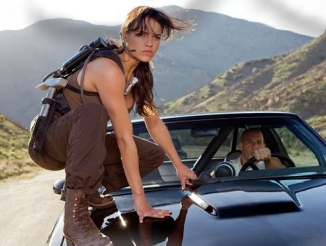 "Michelle Rodriguez amenaza a 'Fast&Furious': ""o ponéis más mujeres o me voy"""