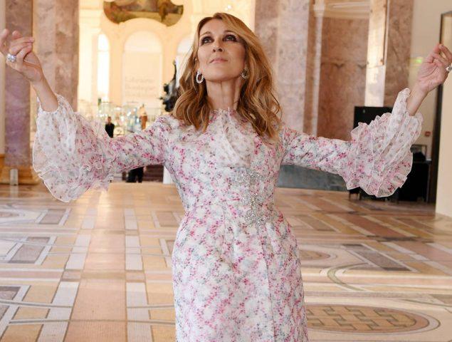 Las 11 poses de diva total que han coronado a Céline Dion como icono de estilo