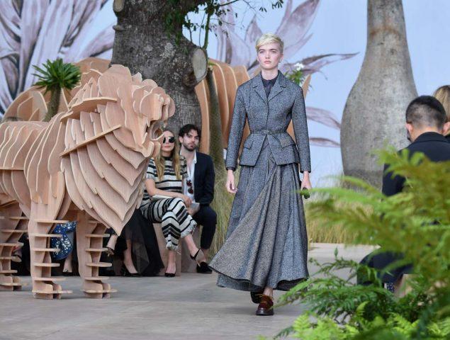 El viaje inolvidable de Dior