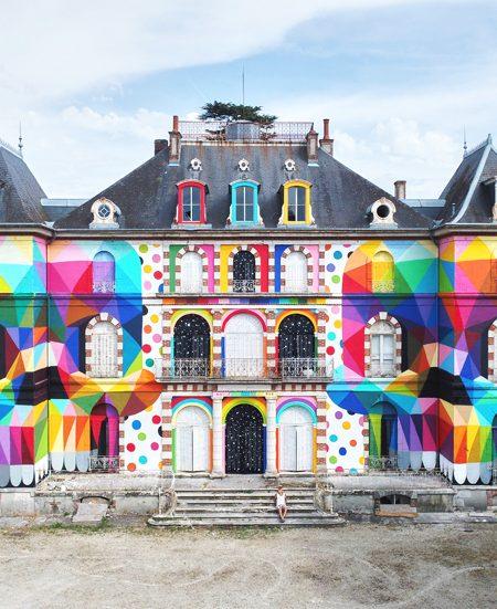 El cántabro que 'grafitea' castillos y catedrales por el mundo: «Quiero hacerlo en la Sagrada Familia»