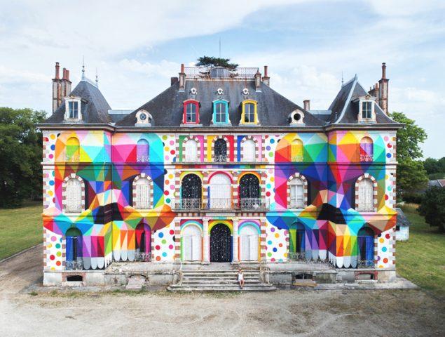 """El cántabro que 'grafitea' castillos y catedrales por el mundo: """"Quiero hacerlo en la Sagrada Familia"""""""
