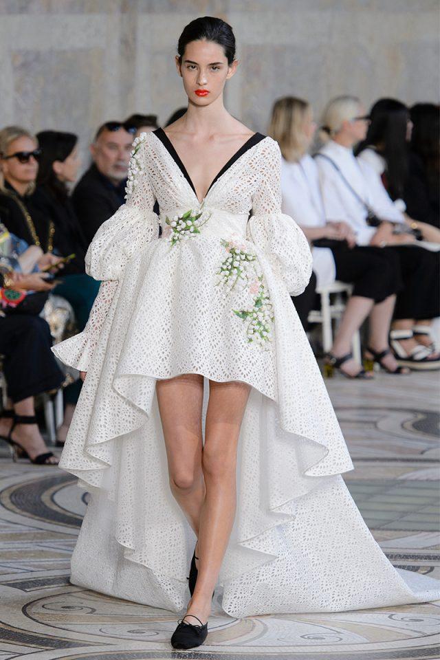 Así es la modelo española de 17 años que triunfa en la alta costura ...