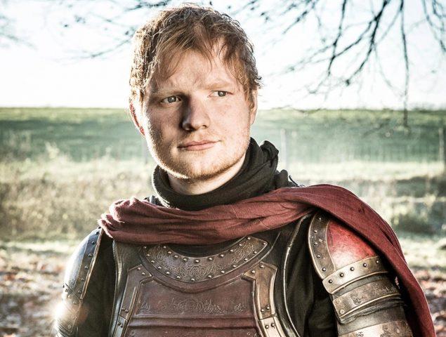 Ed Sheeran y otros 5 cameos musicales escondidos en 'Juego de Tronos'
