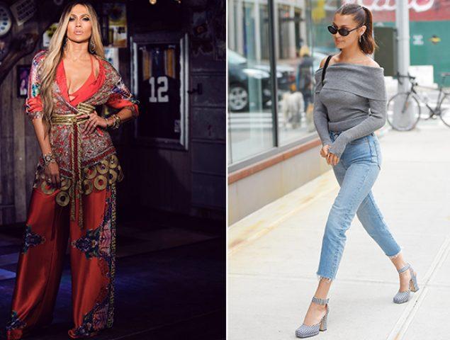 El verano que las 'celebrities' se obsesionaron con la moda española