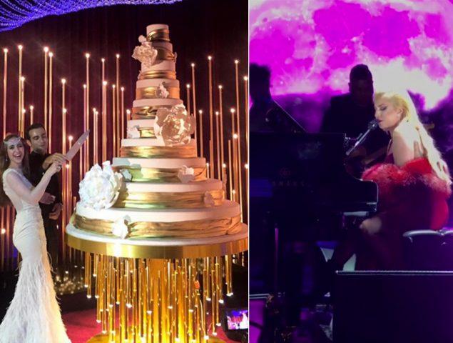 La actuación de Lady Gaga y otras cosas que tienes que saber de la boda rusa de los 10 millones