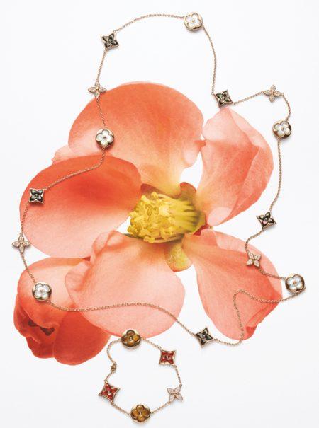 Llega a España la colección de joyas 'Blossom' de Louis Vuitton