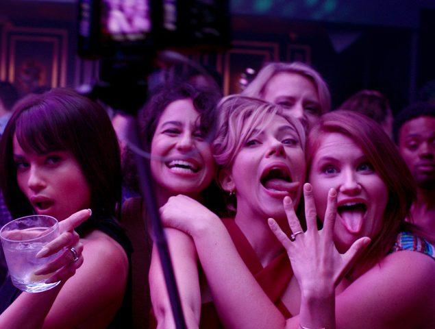 15 pruebas de que al cine le va el despiporre femenino