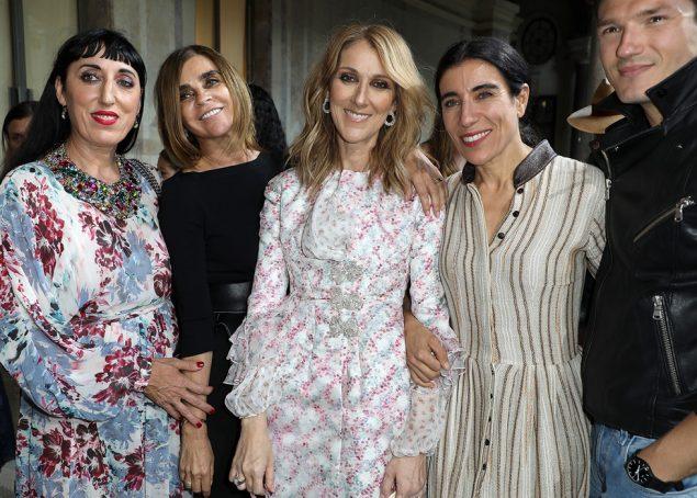 Resuelto el misterio de Pepe, el español inseparable de Céline Dion en París
