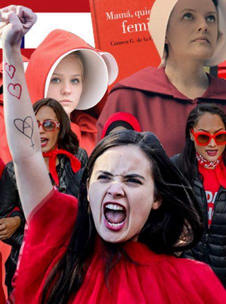Por qué la revolución de las mujeres se ha teñido de rojo