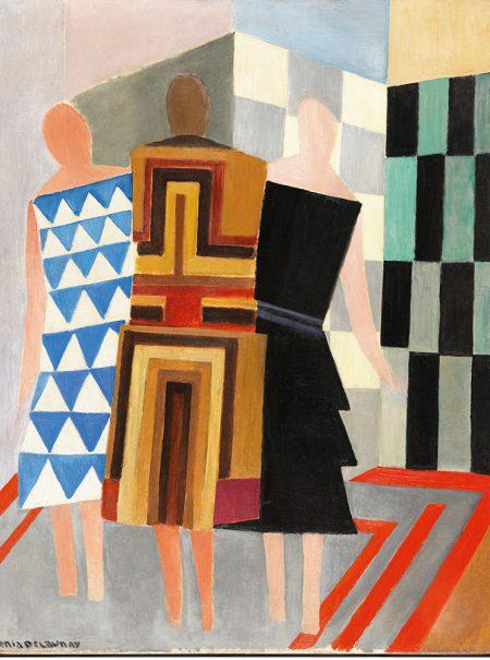 Razones por las que Sonia Delaunay bien merece una exposición en el Thyssen