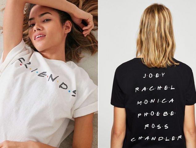 'friends' Actualidad Camiseta Es Ramones Los La Nueva De 5HO0w0