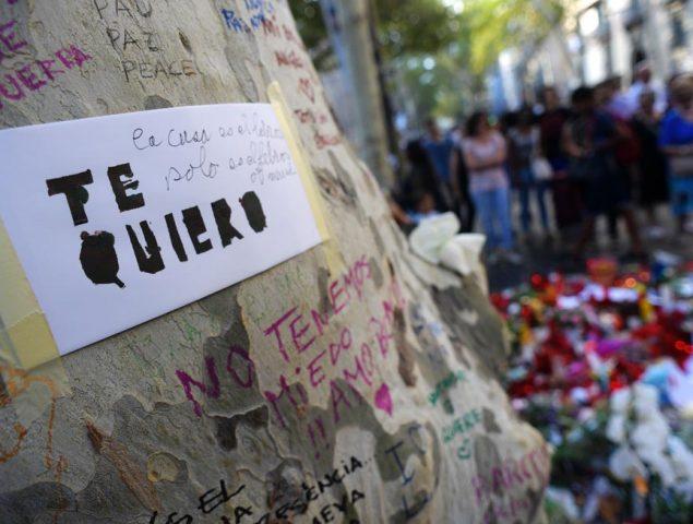 'No tinc por': carta de amor conjunta de artistas a Barcelona tras el atentado