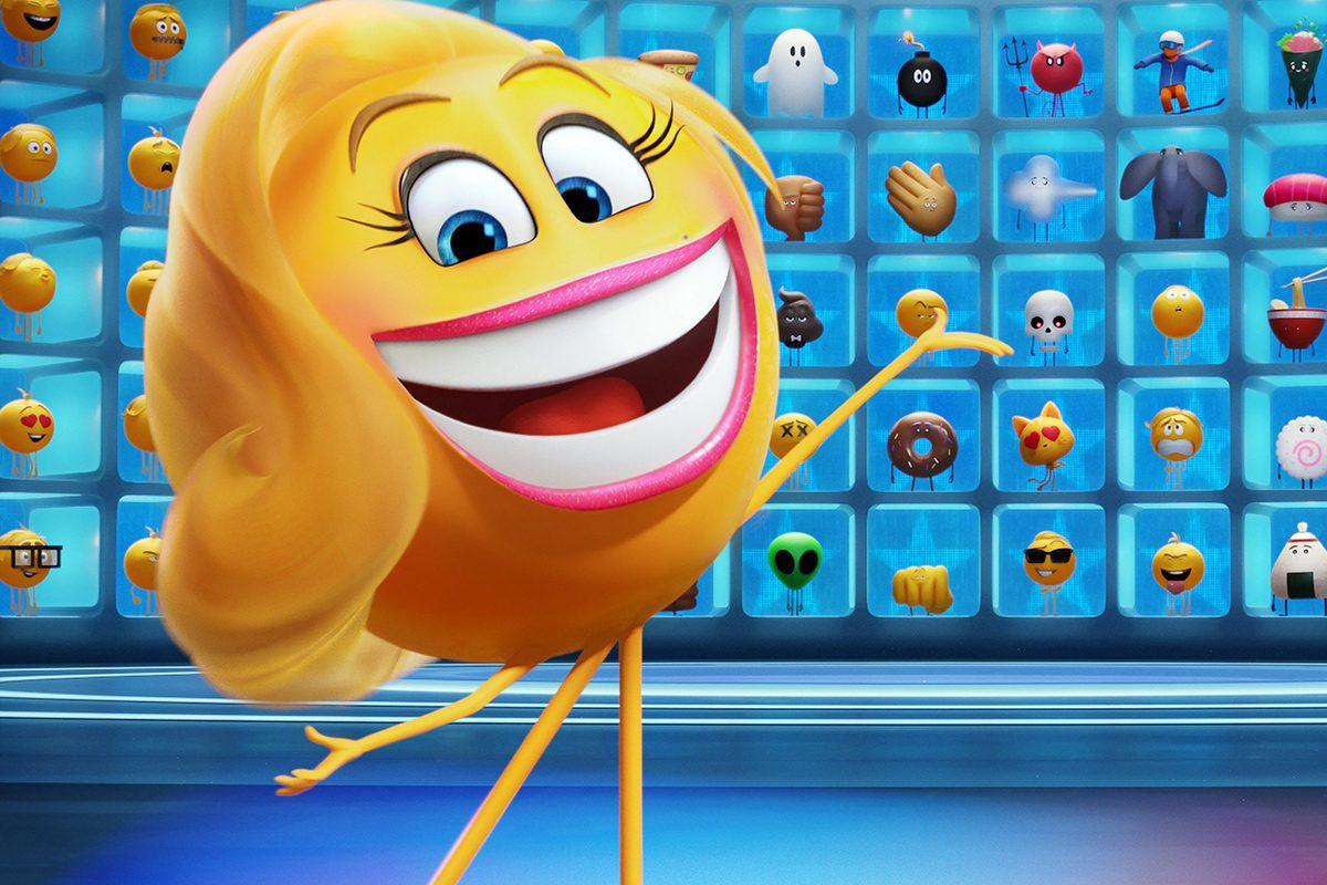 Emojis en La Emoji película