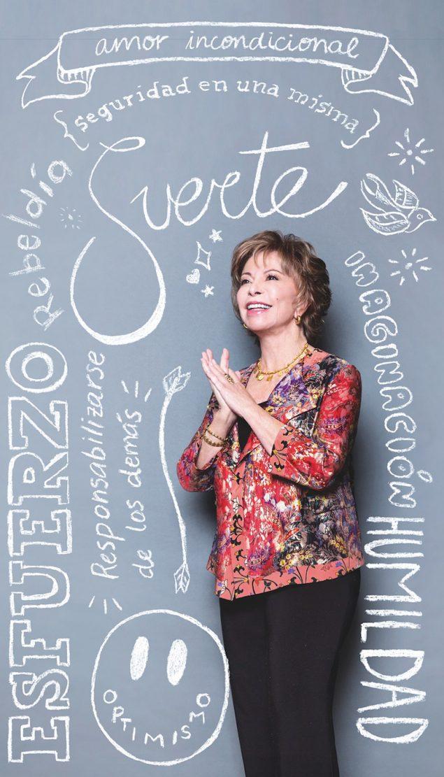 """Isabel Allende: """"He trabajado con y para mujeres toda mi vida"""""""