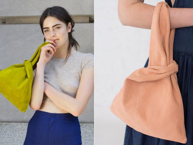 Este extraño bolso que todos copian será el accesorio del otoño