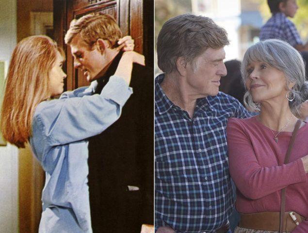 Medio siglo después, Robert Redford y Jane Fonda se vuelven a enamorar
