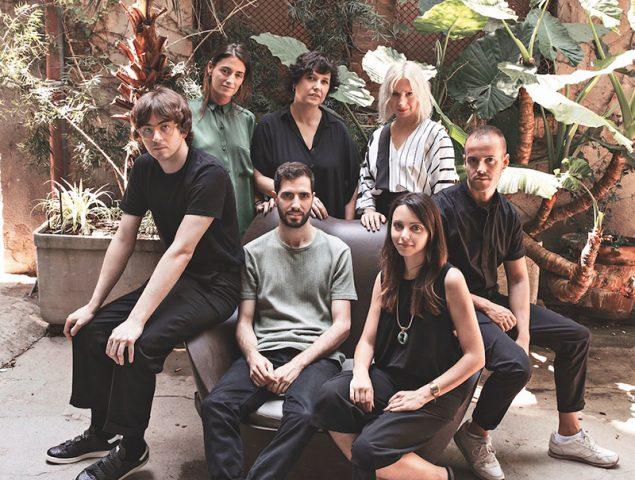 Esto es lo que pasa cuando Roland Mouret apadrina a jóvenes diseñadores de Barcelona