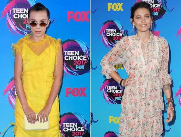 Estos son los mejores looks de los Teen Choice Awards 2017
