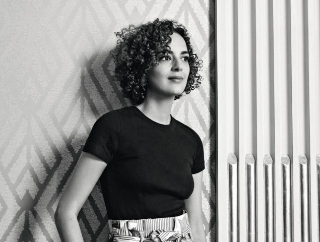 """Leila Slimane: """"La religión monoteísta es misógina"""""""