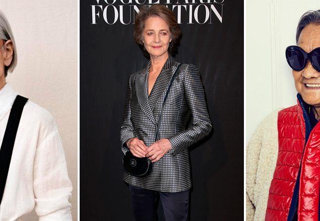 Maduras porno con traje chaqueta Mujeres Mayores De 60 Con Mas Estilo Que Las Veinteaneras Actualidad Moda S Moda El Pais