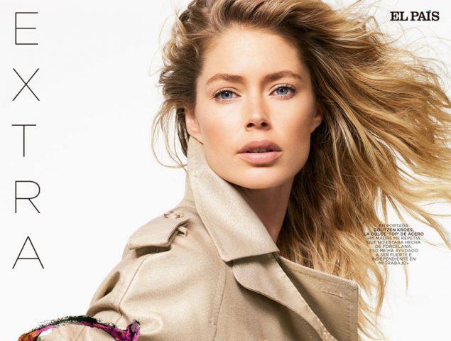 Nuevo número de S Moda con Doutzen Kroes en portada