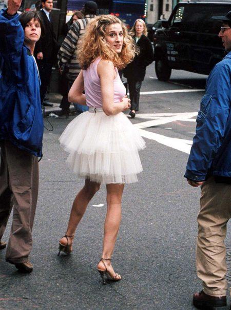 Breve historia de la falda de tul (una pieza icónica de la moda)