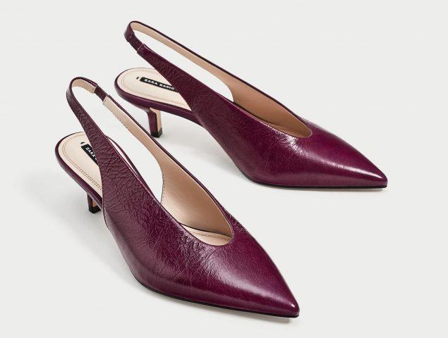 15 zapatos que demuestran que el tacón 'chupete' reinará este otoño