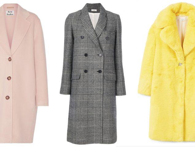 Los 10 abrigos que querrás comprarte este invierno